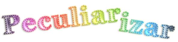 Peculiarizar - Logo