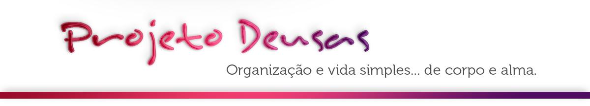 Projeto Deusas - Logo